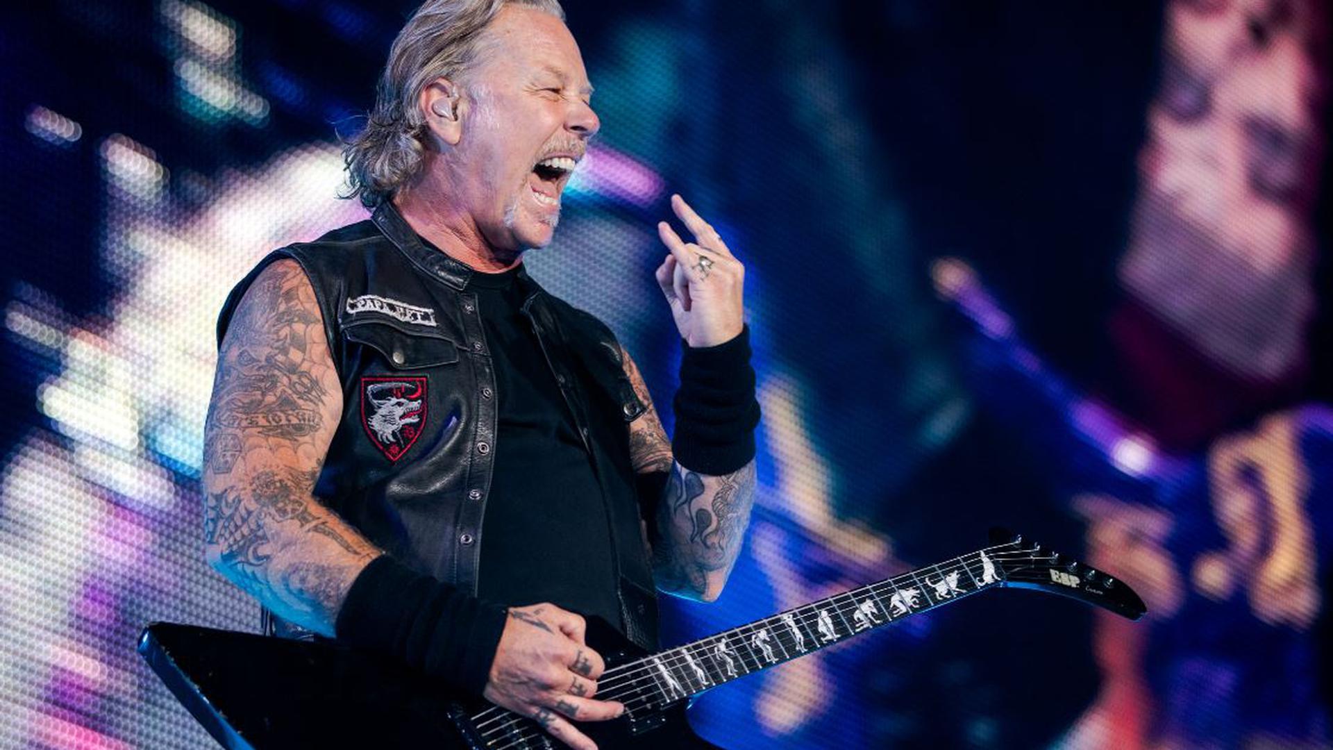 Metallica Mannheim 2021 Einlass