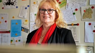 Patricia Montbrun, Beauftragte für Chancengleichheit auf dem Arbeitsmarkt, Arbeitsagentur Karlsruhe-Rastatt