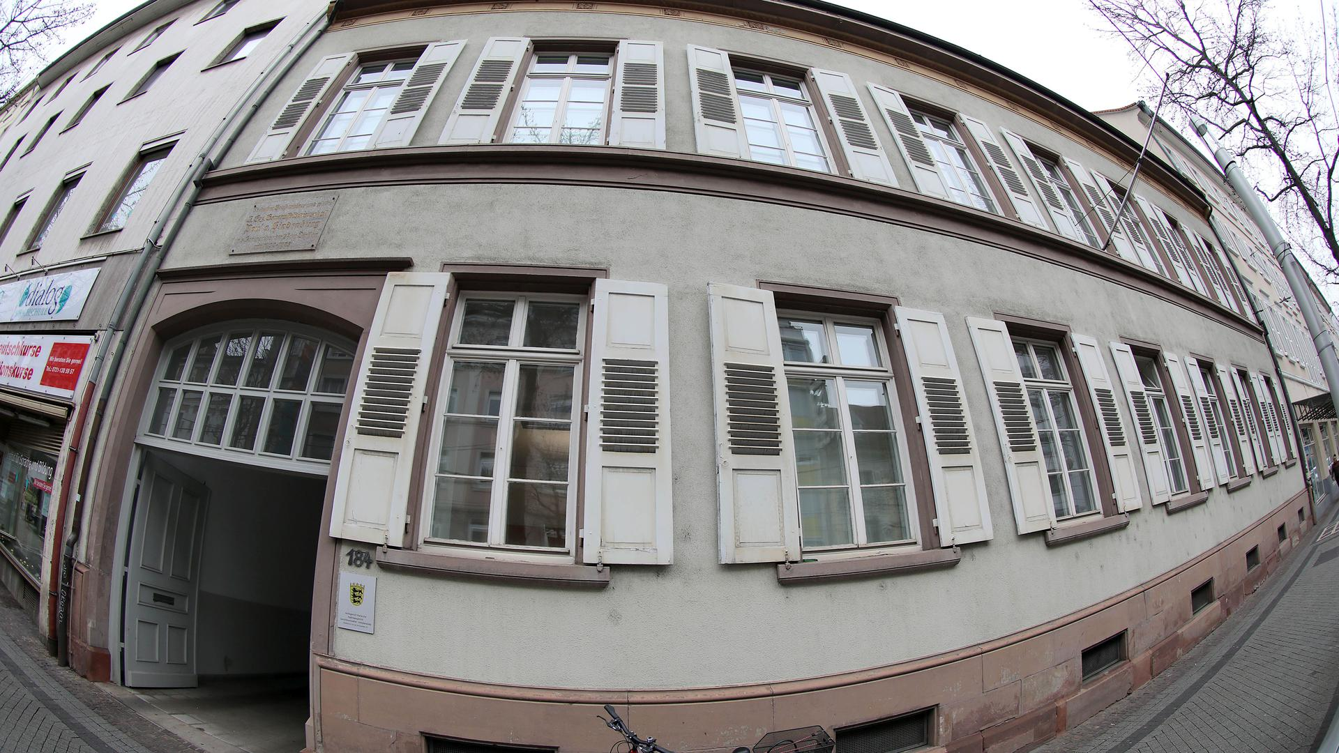 Nachlassgericht Pforzheim