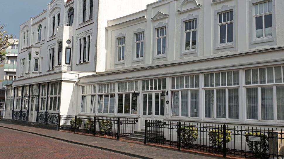 Bäderarchitektur auf Norderney