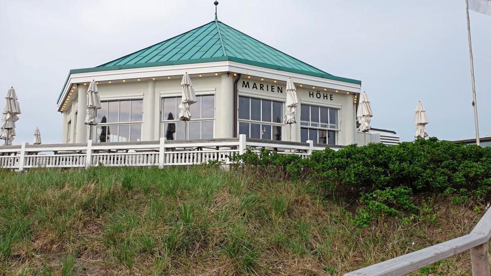 Gasthaus Marienhöhe auf der Insel Norderney