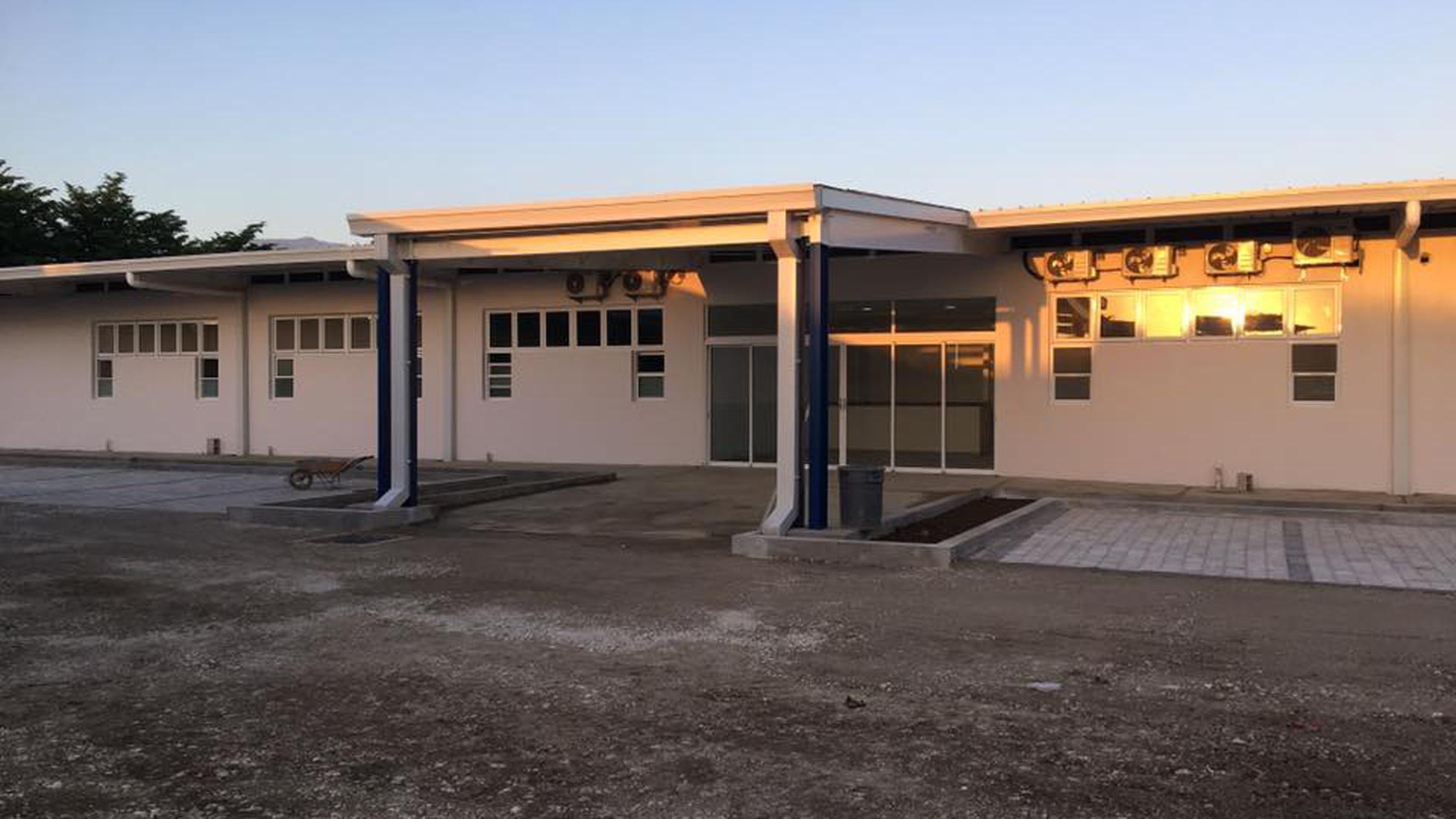 Im St. Luc-Krankenhaus erhalten ältere Jugendliche und Erwachsene medizinische Versorgung auf hohem Niveau.
