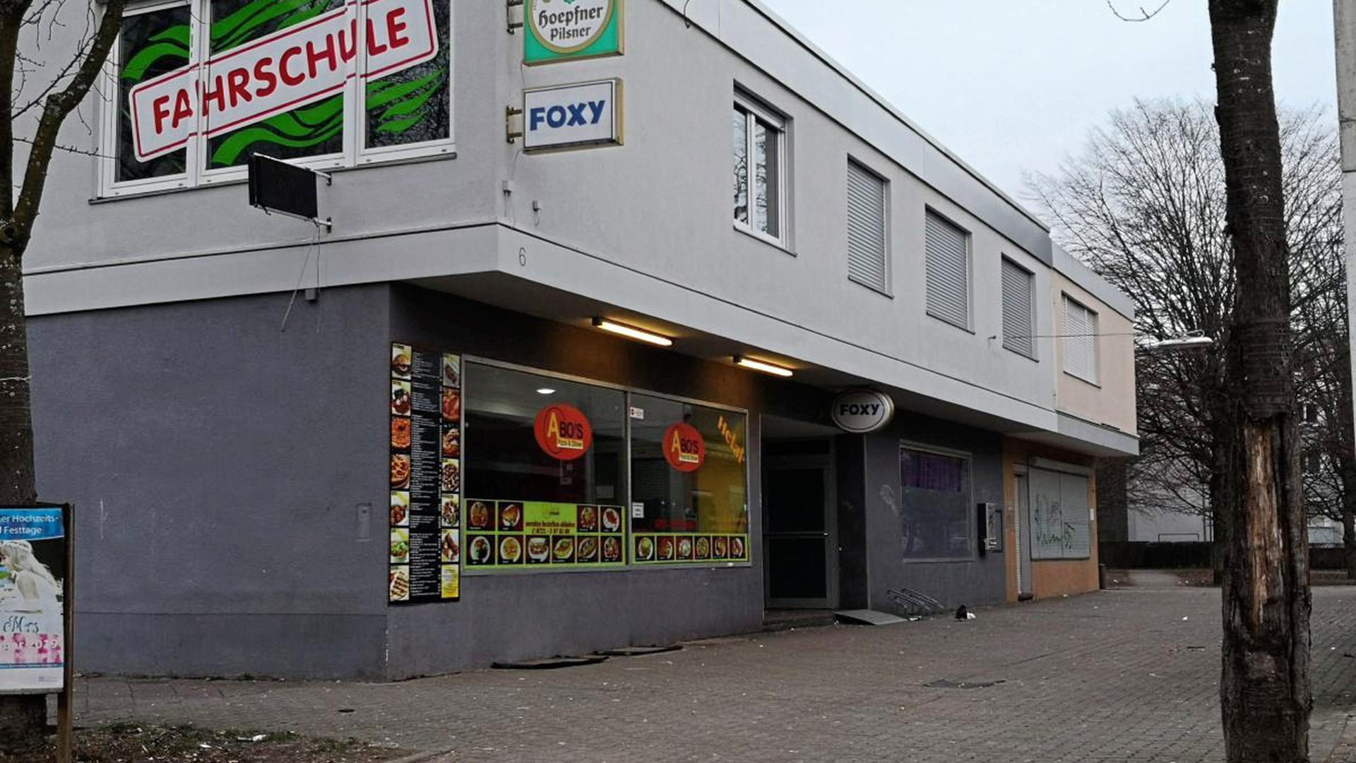 Mord In Karlsruhe