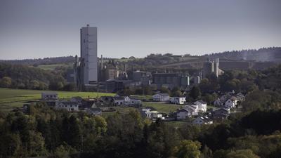 Lange genug habe das Zementwerk die Umwelt und die Natur in Wössingen beeinträchtigt, meinen die Walzbachtaler Grünen