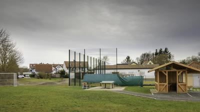 Beteiligungsprojekt: Jugendliche hatten an der Gestaltung des Bikeparks bei der Jöhlinger Hasenhalle teilgenommen.
