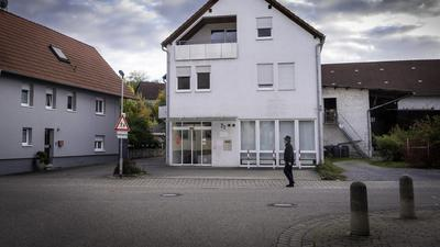 Sparkassengebäude in Wössingen
