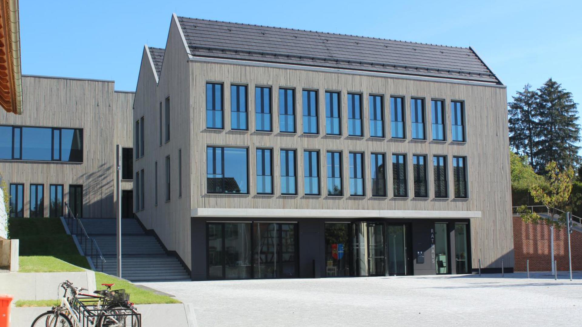 Rathaus Walzbachtal