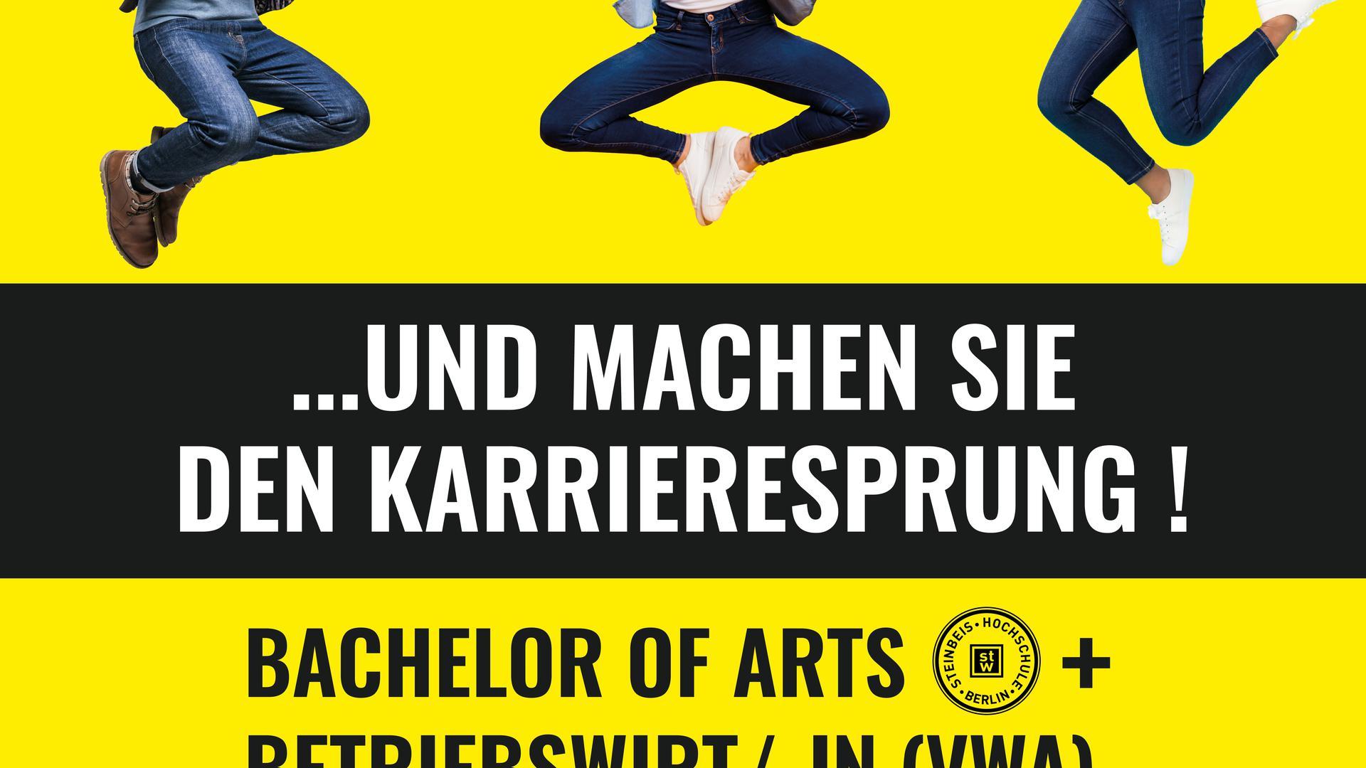 An der VWA Karlsruhe können sich Berufstätige optimal weiterbilden und so ihre Karriere gezielt voranbringen.