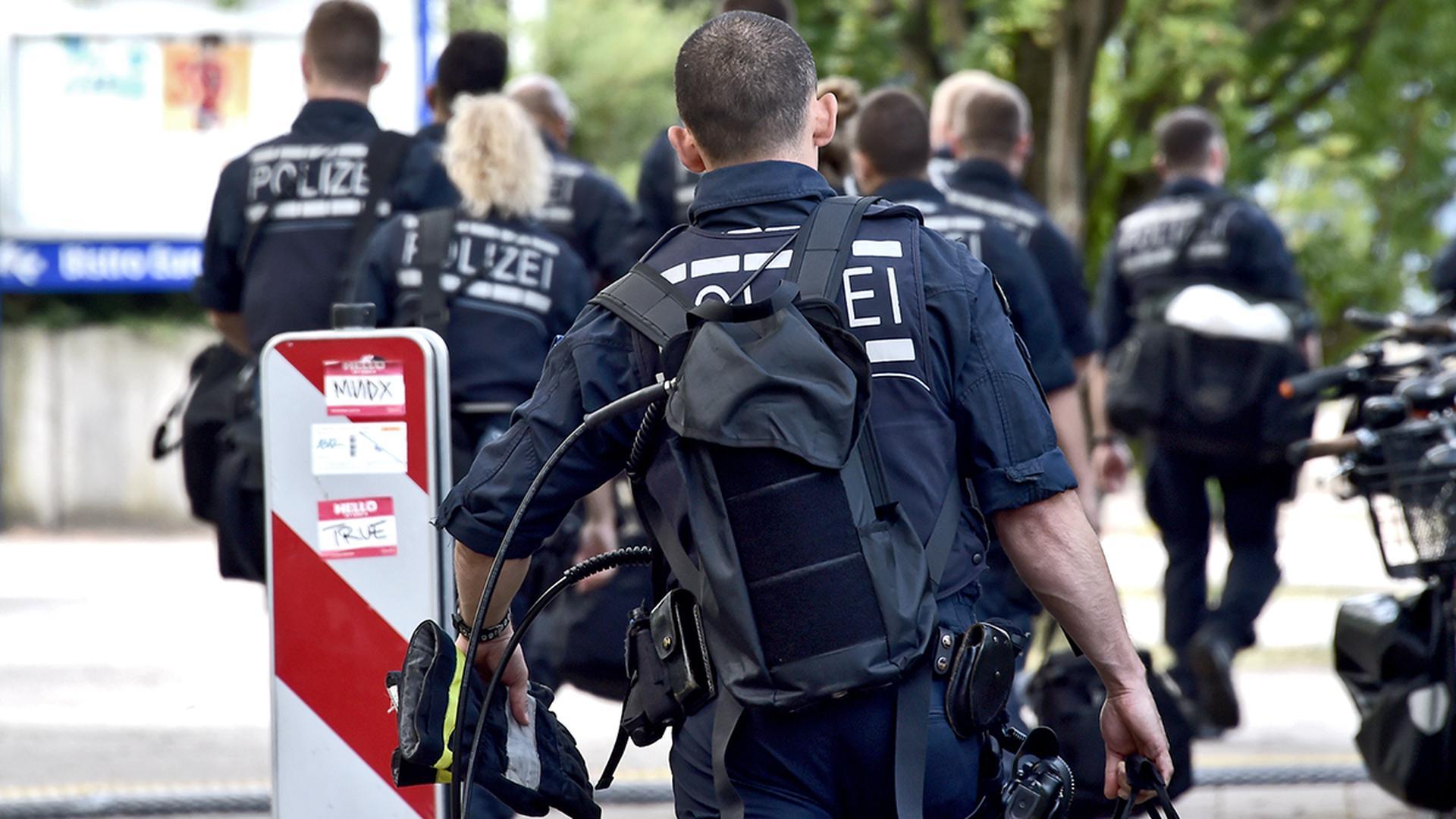 Polizei Nachrichten Karlsruhe