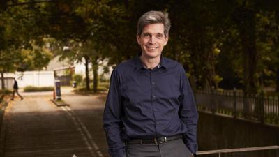 Thorsten Strufe ist Professor für IT-Sicherheit am KIT.