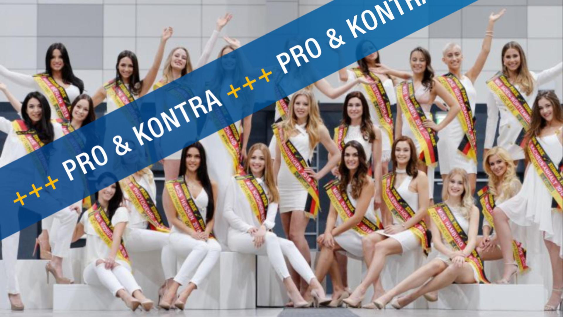 """An Kandidatinnen zur Wahl der """"Miss Germany"""" im Europa-Park herrschte auch 2018 kein Mangel. Aber sind Miss-Wahlen nicht eigentlich diskriminierend?"""