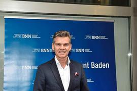 Ingo Wellenreuther, CDU-Bundestagsabgeordneter und KSC-Präsident.