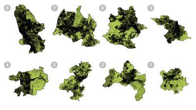 Ranking: Die grünsten Großstädte in Baden-Württemberg.