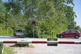 Epplesee Baggersee Forchheim Parken