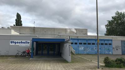 Ufgauhalle Rheinstetten