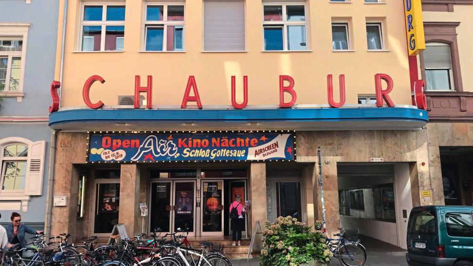 Schauburg Karlsruhe Programm