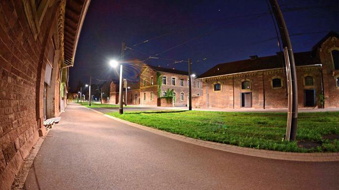 Seit 2006 sind auf dem ehemaligen städtischen Schlachthof Kreaitv-Unternehmen zu Hause.