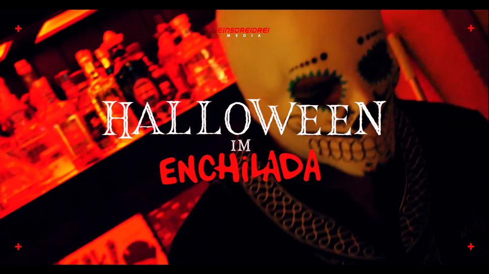 """Halloween im Enchilada Karlsruhe a la """"Dia de los Muertos"""""""