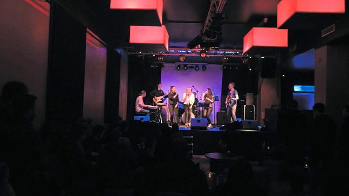 """In der """"Stadtmitte"""" finden regelmäßig Konzerte und andere Veranstaltungen statt."""