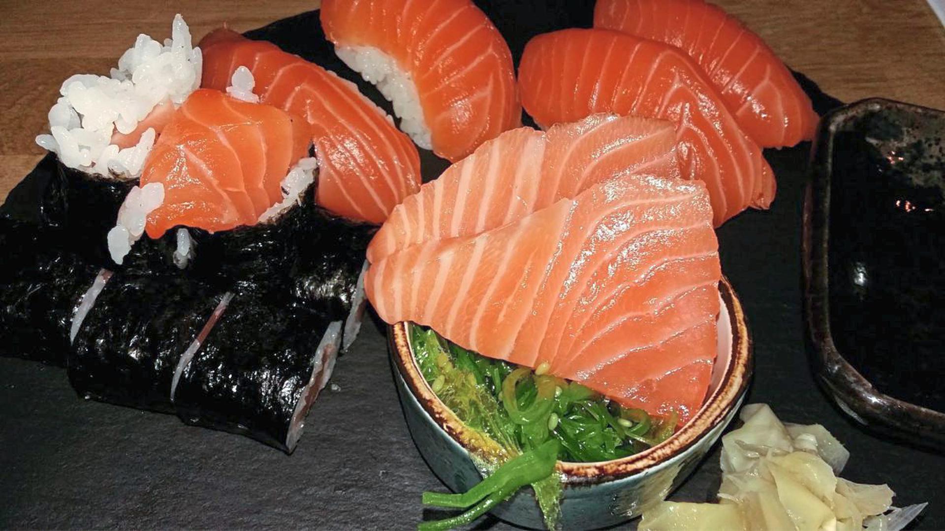 Sushi ist einfach lecker. In Karlsruhe gibt es Top-Adressen für Sushi.