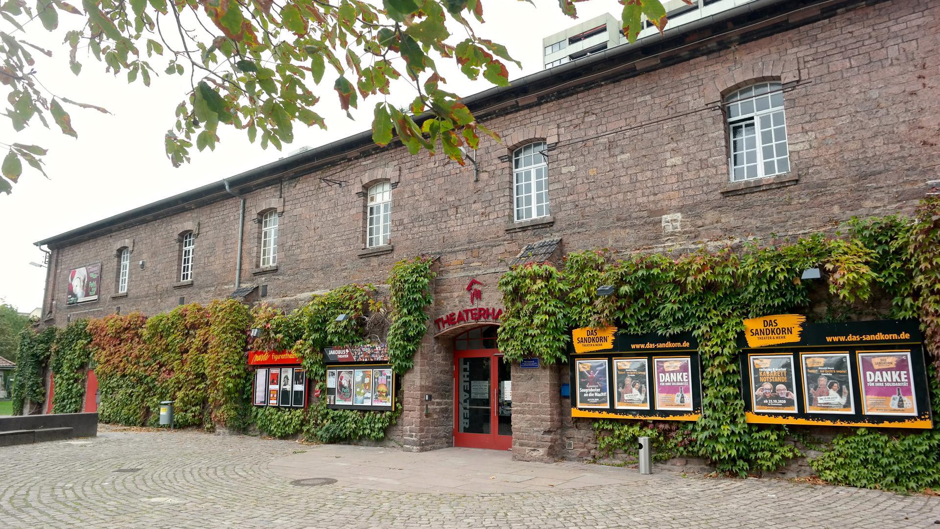 Theaterhaus Karlsruhe am 6. Oktober 2020