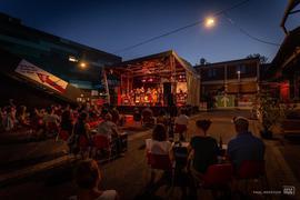 "Open-Air-Festival ""Toujours Kultur"" in Karlsruhe (Archivfoto vom Juni 2020)"