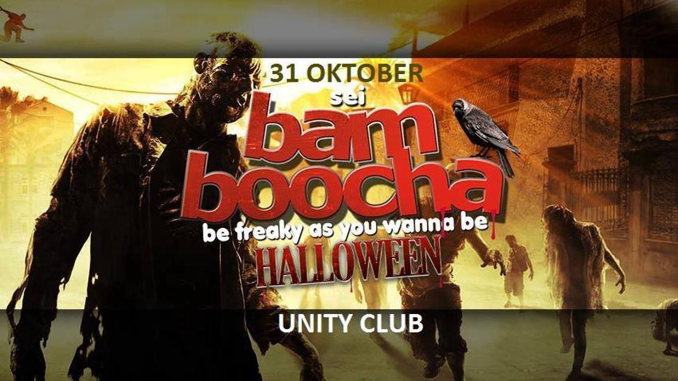 """""""Bamboocha-Halloween"""" im Unity-Club in Bruchsal"""