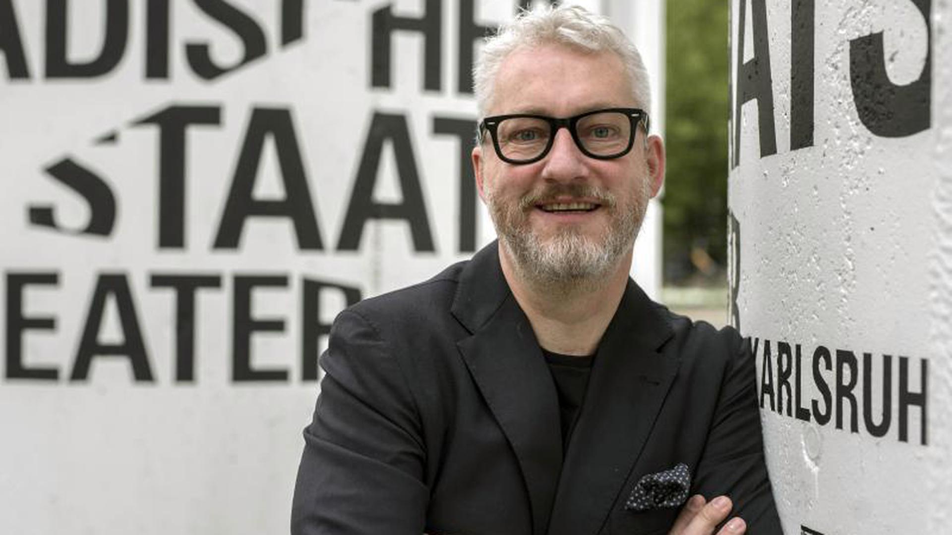 Generalintendant des Badischen Staatstheaters