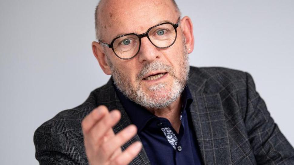 Verkehrsminister Winfried Hermann (Bündnis 90/Die Grünen)