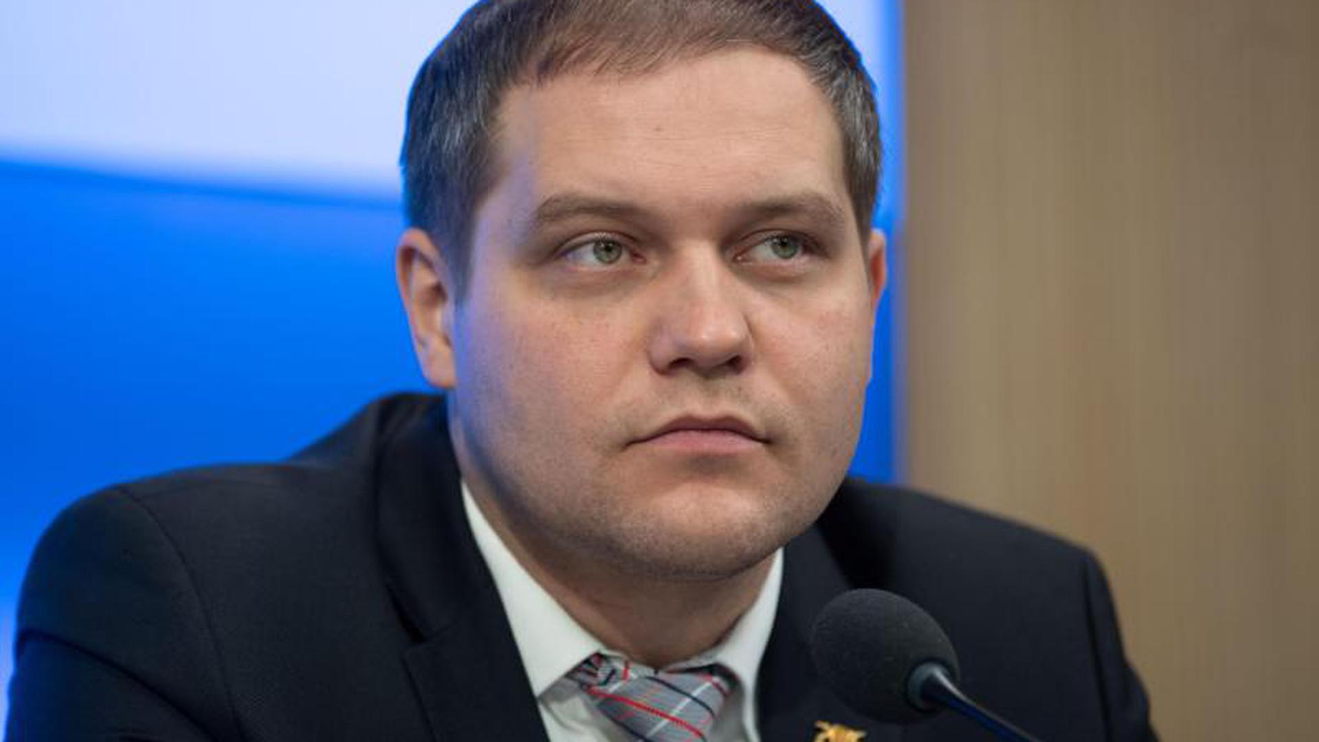 Der parlamentarische Geschäftsführer Anton Baron