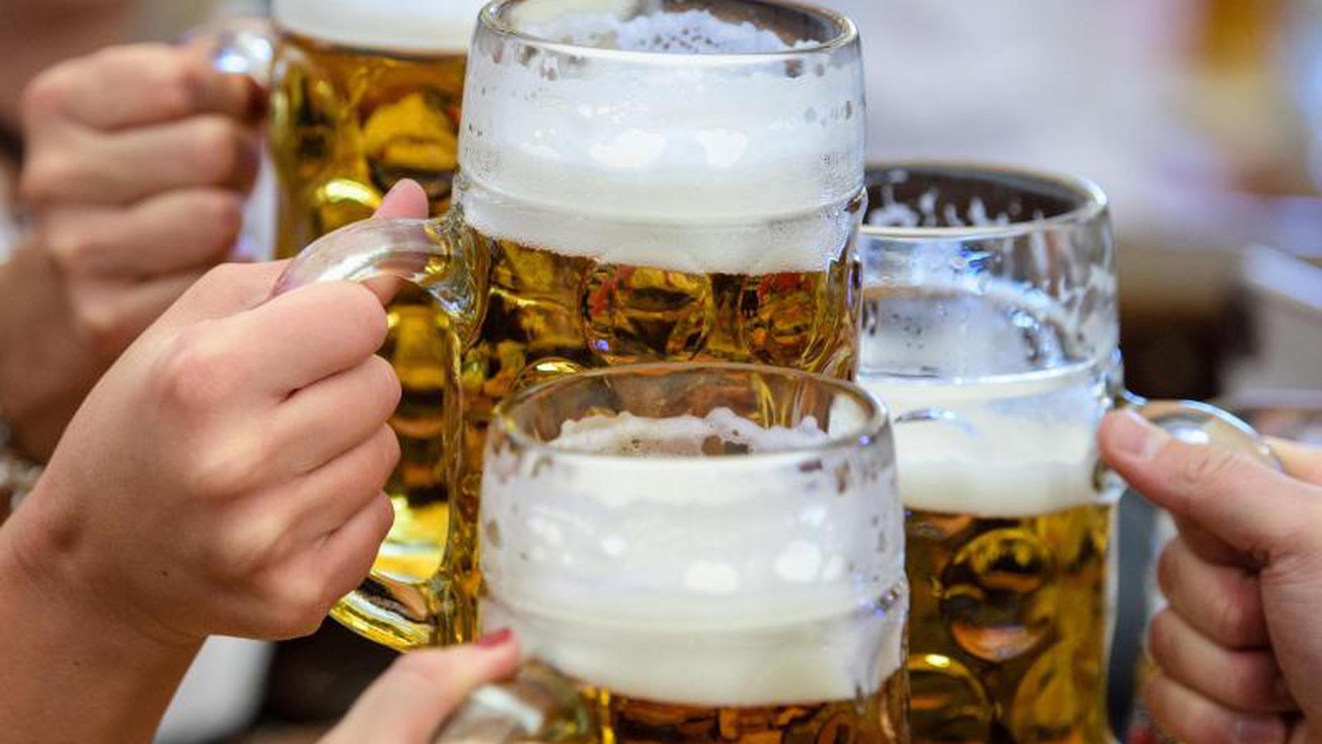Bierabsatz schrumpft 2019