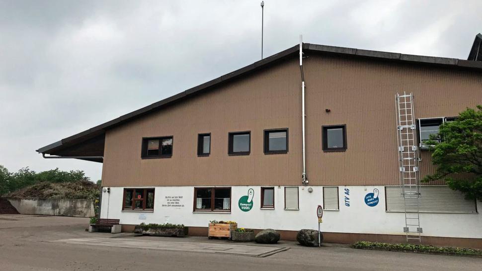 Kompostwerk Vogel in Bühl, PFC-Skandal
