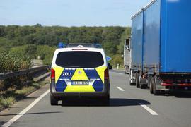 Lkw mit über 19 Tonnen Aluminiumschrott festgestellt.