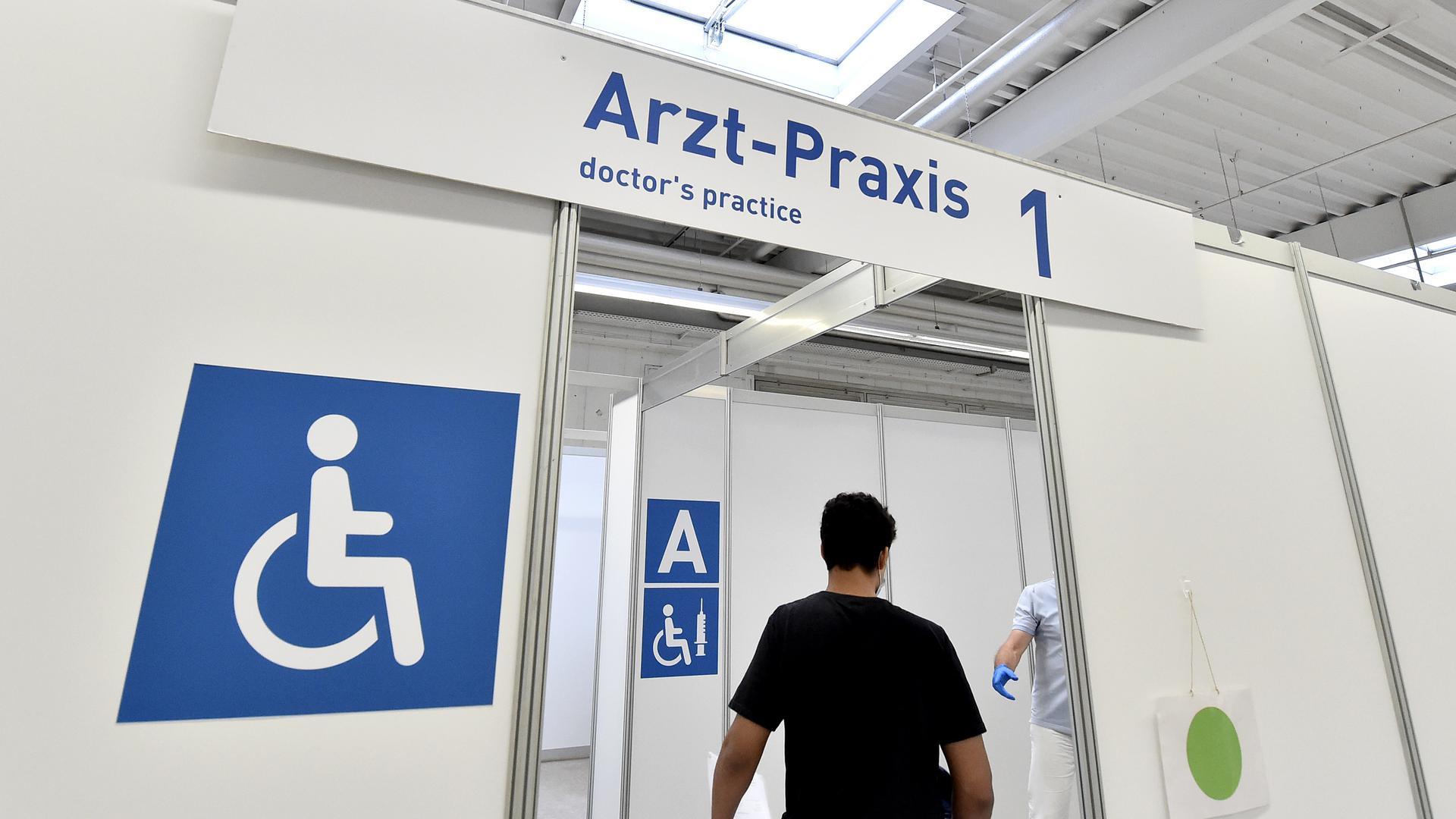 Die Hallen werden nach neun Monaten wieder frei: Die Kreisimpfzentrum Bruchsal-Heidelsheim und Sulzfeld werden voraussichlich Ende September schließen. Der Beschluss kommt vom Land Baden-Württemberg. Nutzungskonflikte gibt es keine.