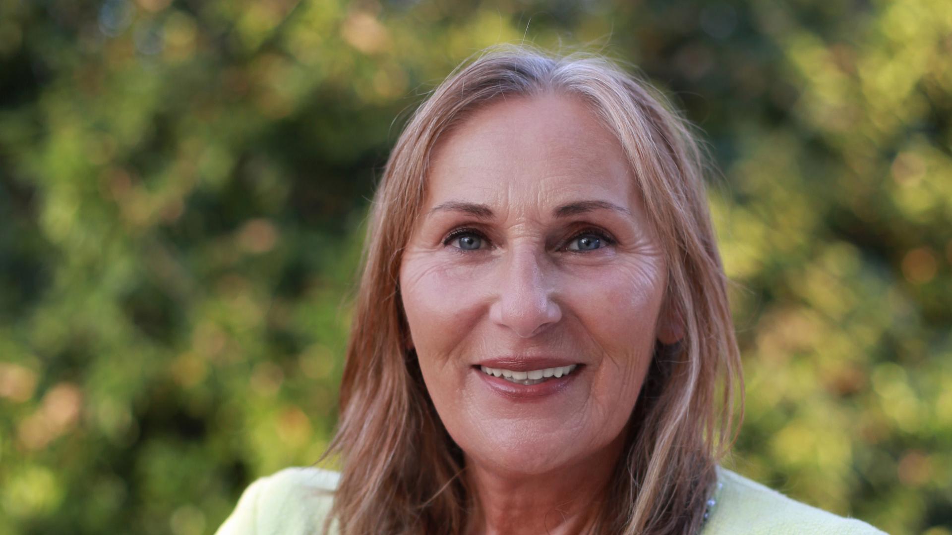 Andrea Schwarz, Landtagsabgeordnete von Bündnis 90/Die Grünen im Wahlkreis Bretten