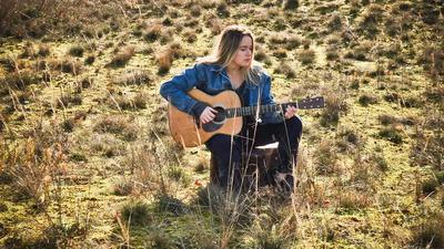 Musikerin Caro Trischler hat nun wieder Termine vor Publikum.