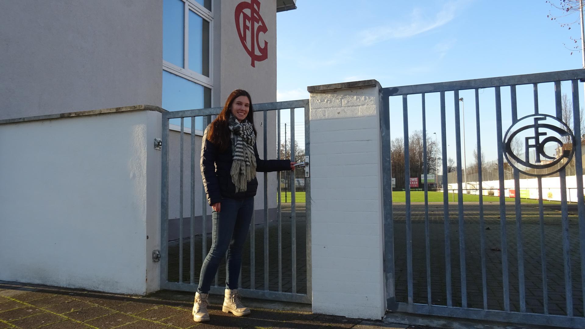 Lea Binder, FC Forst