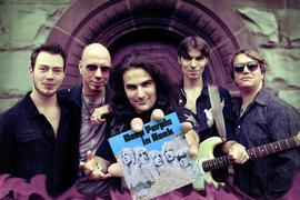 Die Band Demon´s Eye spielt in Gondelsheim.