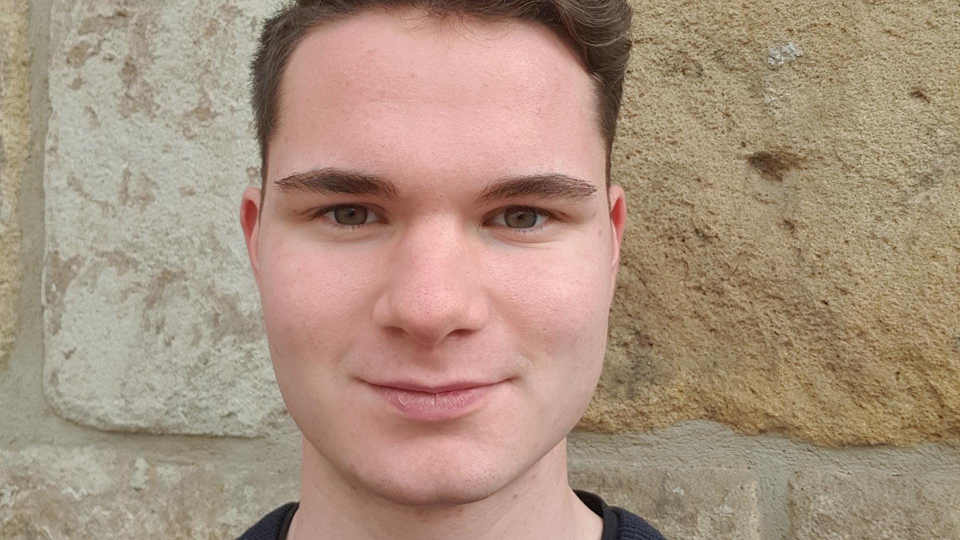 Denis Reimer - Jugendliche aus Bretten über das Jahr 2020 und die Zukunft