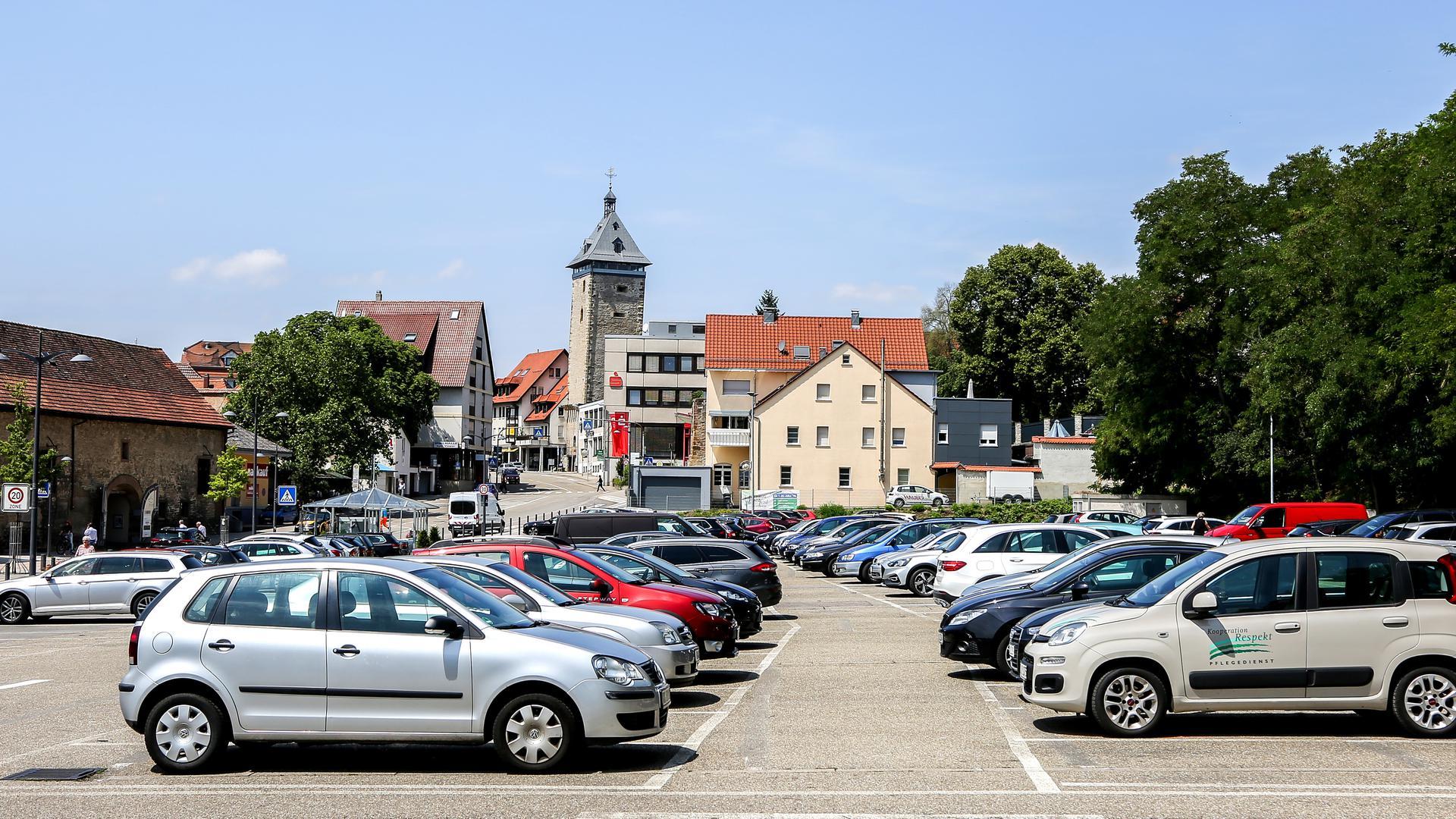 Der Brettener Gemeinderat stimmt am 2. März über das Sporgassen-Projekt ab.