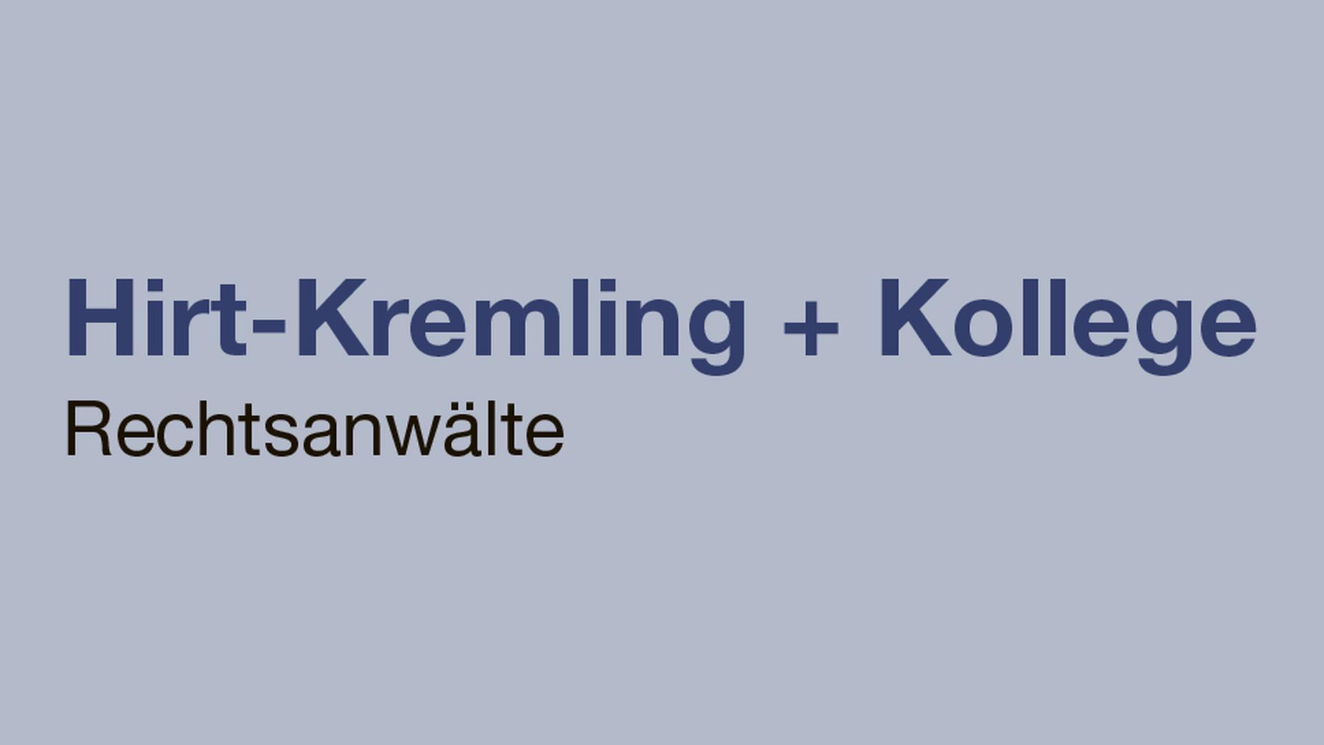 Kanzlei Hirt-Kremling + Kollege aus Bretten sind für Sie da