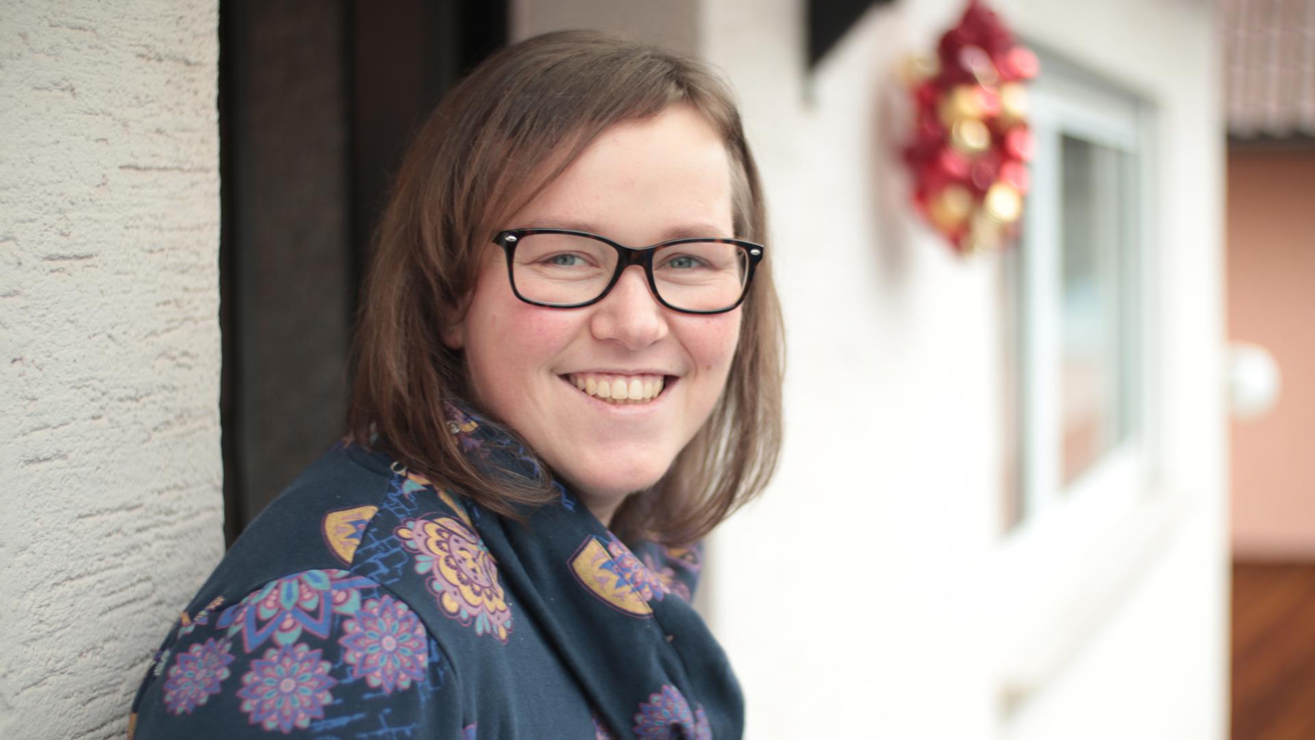 Vorsätze für das neue Jahr in Bretten - Jennifer Hammer