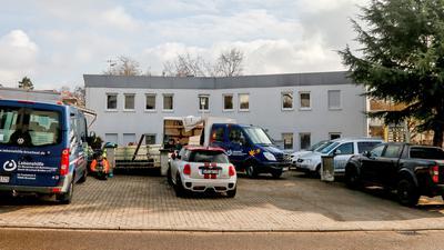Wohnheim der Lebenshilfe in der Hirschstraße in Bretten