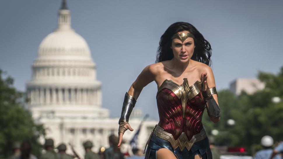 """Kämpferin für das Gute: In den Film """"Wonder Woman 1984"""" mit Gal Gadot in der Hauptrolle setzen viele Kinobetreiber große Hoffnungen."""
