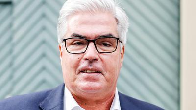 Gondelsheims Bürgermeister Markus Rupp.