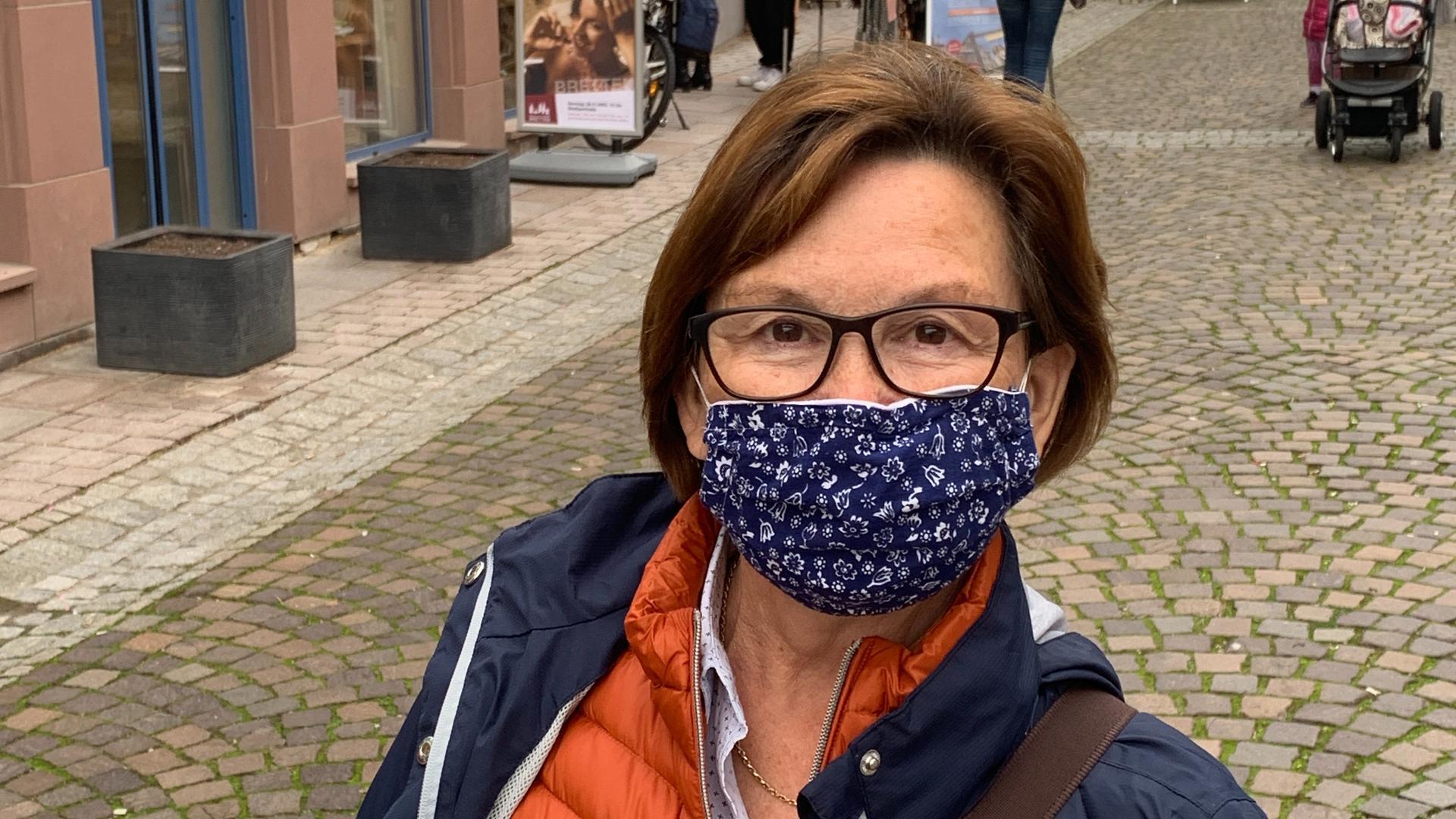 Monika Vollers aus Bretten-Büchig.