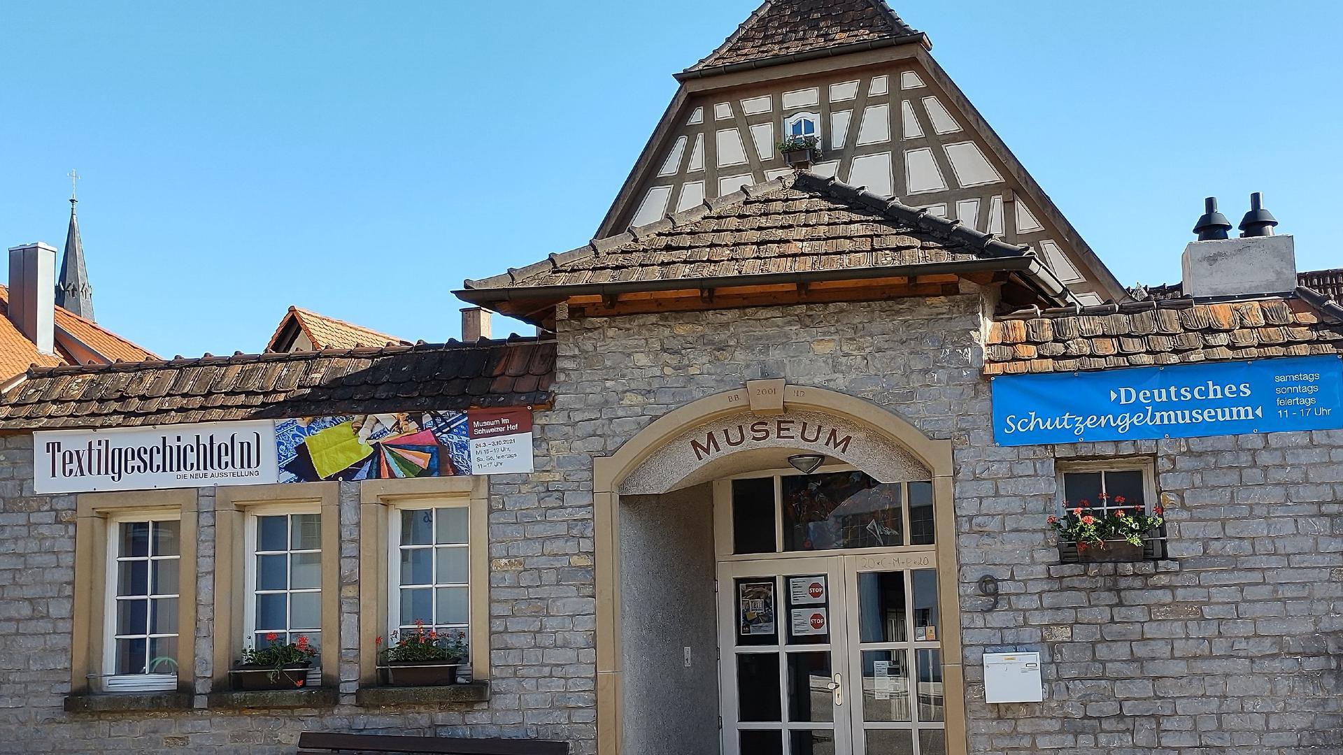 Das Stadtmuseum und das Schutzengel-Museum im Schweizer Hof haben bereits wieder geöffnet.