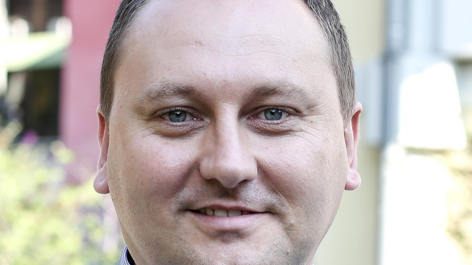 Brettens Ordnungsamtsleiter Simon Bolg.