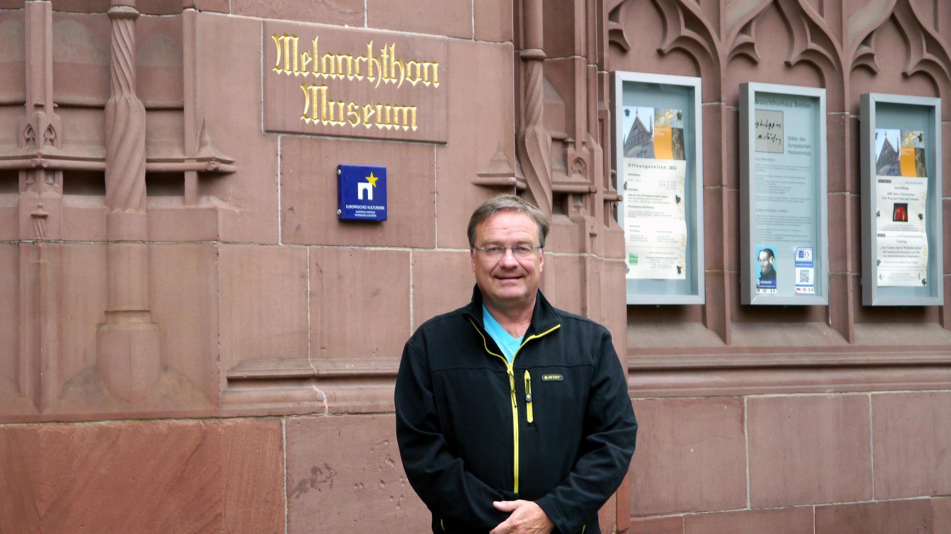 Eine wachsende Kluft zwischen Bürgern und Politikern hat Steffen Schmid seit Corona ausgemacht.