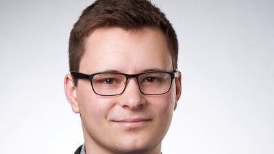 Valentin Mattis, Brettener SPD-Stadtrat.